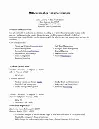 55 unique gallery of resume format for mba student resume