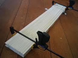 How To Cut Down Venetian Blinds How To Trim Wood Window Blinds Apartment Therapy