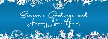 seasons greetings and happy new year holidays and celebrations