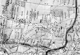 Map Of Newark Nj Bergen Square