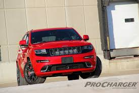 jeep srt 2007 procharger superchargers makes jeep srt grand cherokee supercar