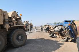 tactical truck file a heavy expanded mobility tactical truck assigned to the u s
