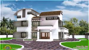 1800 sq ft house plans with modern kitchen in india youtube