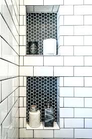 black and white subway tile backsplash white subway tile kitchen