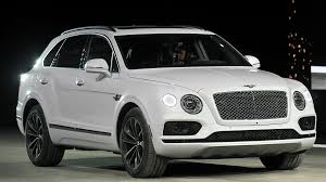 custom bentley bentayga bentley u0027s bentayga suv test drive fortune