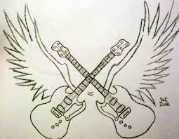 guitar wings by kiley nicole on deviantart