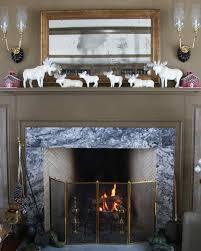 Moose Themed Home Decor by Martha U0027s Holiday Decorating Ideas Martha Stewart