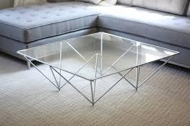 paolo piva stlye alanda coffee table sold u2014 mid and mod