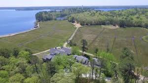 stunning waterfront compound brewster cape cod youtube