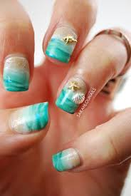 tulip nail design gallery nail art designs