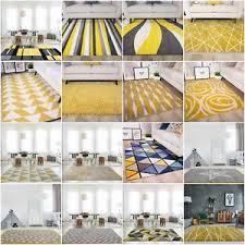 rugs uk modern modern ochre mustard lemon yellow rugs living room small large