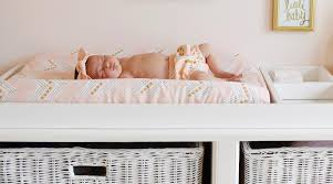 Pink Changing Table by How To Buy A Changing Table
