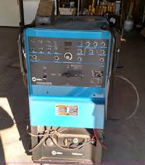 miller syncrowave 250dx welder item l6103 sold february