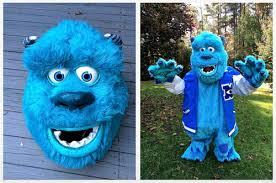 sully costume sulley from monsters inc costume crafts