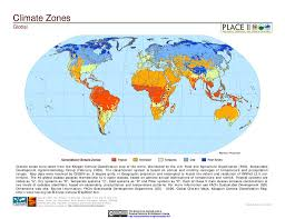 Mediterranean Climate Map Maps Population Landscape And Climate Estimates Place V3 With