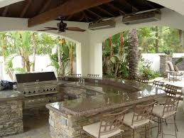 Outdoor Kitchens Pictures Designs by Amazing Outdoor Kitchen And Lounge Bar Kitchens And Room