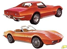 1973 corvette engine options 1973 corvette c3 only year for front urethane rubber and rear