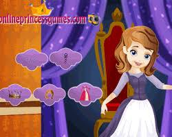 play free sofia princess sofia games