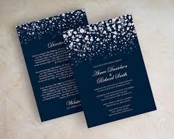 Silver Wedding Invitation Cards Formidable Starry Night Wedding Invitations Theruntime Com