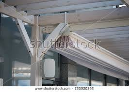 Foldable Awning Fabric Awning Stock Images Royalty Free Images U0026 Vectors