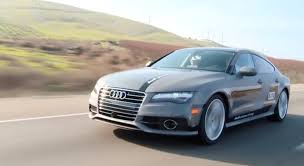 audi a7 self driving self driving audi a7 called takes 550 mile journey to ces