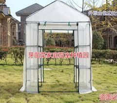 freeshipping 143x143x195cm dim room garden greenhouses gardening