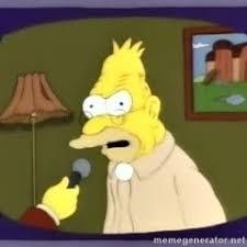 Simpsons Meme Generator - abuelo simpson meme generator