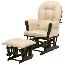 Nursery Chair And Ottoman Ottoman Appealing Glider Rocker And Ottoman Set Mahogany