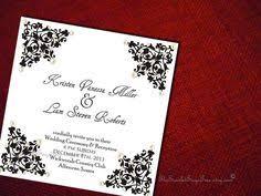 Wedding Anniversary Program Catholic Church Wedding Program Damask Pink
