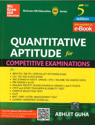 buy quantitative aptitude for competitive examination old edition