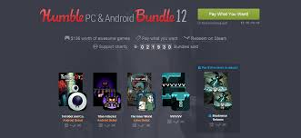 bundle android new humble bundle 12 features seven android plus pc