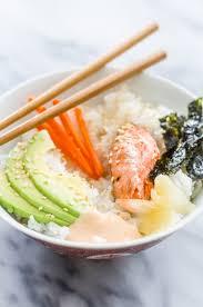 sriracha mayo sushi sushi rice bowls recipe rice bowls rice and dressings