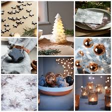Christmas Table Decor by