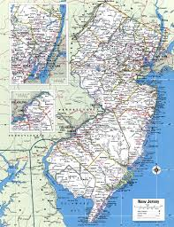Map Of Warren County Nj Map Of New Jersey Counties And Towns Image Gallery Hcpr