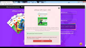 nintendo gift card how to get nintendo free eshop codes 2017