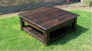 Barn Wood Coffee Table Rustic Reclaimed Wood Coffee Tables
