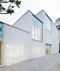 hi tech house schmidt hammer lassen transforms office into tech incubator