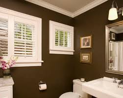 Mid Century Window Trim White Trim Brown Window Houzz