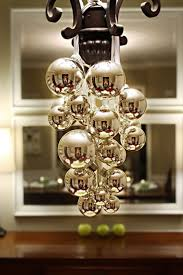 Ornament Chandelier Diy by 363 Best All About Christmas Images On Pinterest Holiday Decor