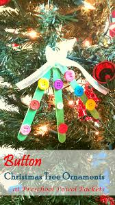 diy christmas ornaments for kids from abcs to acts