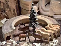 55 best christian werner folk and carved wooden ring