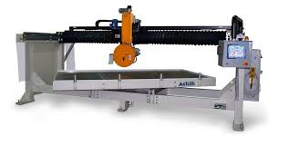 Masonry Saw Bench For Sale Achilli Usa Products Stone Fabrication Stone Installation