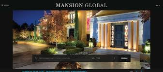 mansion global corp launches luxury global real estate site mansion global