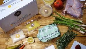 cuisiner a domicile et livrer la révolution des produits frais à cuisiner livrés à domicile