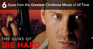 6 iconic guns from the greatest christmas movie of all time u0027die