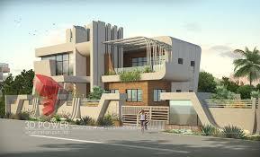 design villa villa 3d rendering modern villa 3d interior rendering 3d power