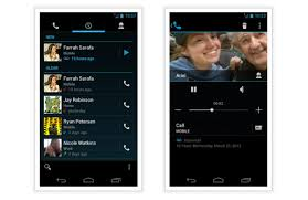 visual voicemail for android voice gets an ics update brings visual voicemail to the