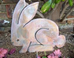 Bunny Rabbit Home Decor Bunny Home Decor Etsy