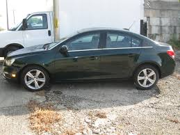 chevy cruze grey 2015 chevrolet cruze lt rebuildable car for sale novak auto parts