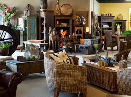 safari interior design african and british colonial style
